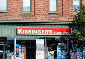 Kissingers Floor & Wall - 101 W Front St, Berwick, PA 18603