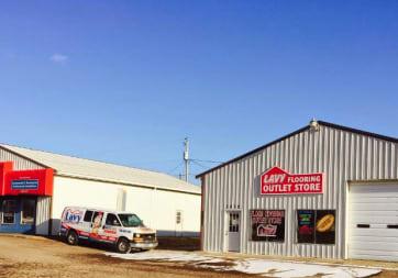 Lavy's Flooring - 2874 Maysville Pike, Zanesville, OH 43701
