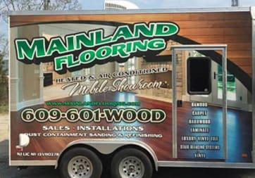 Mainland Flooring - 825 Mill Rd, Pleasantville, NJ 08232