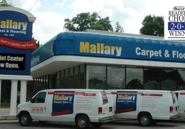 Mallary Carpet & Flooring - 406 Crain Hwy N, Glen Burnie, MD 21061
