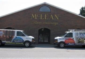 McLean Floorcoverings - 4391 US-421, Wilkesboro, NC 28697