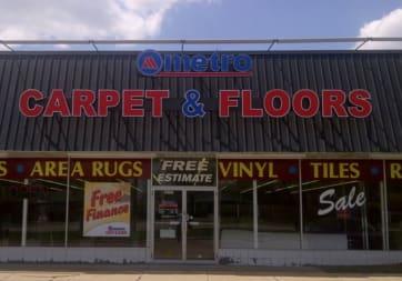 Metro Carpet & Floors - DEARBORN HEIGHTS - 6465 N Telegraph Rd, Dearborn Heights, MI 48127