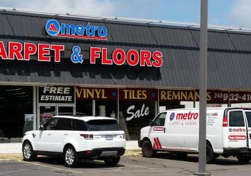 Metro Carpet & Floors - Farmington Hills - 29955 Orchard Lake Rd, Farmington Hills, MI 48334