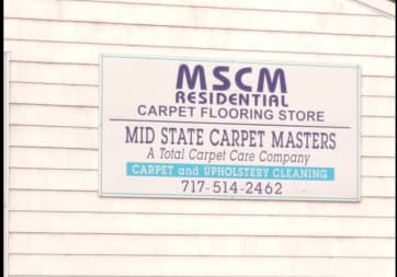 Mid State Carpet Masters - 528 Oak St, Lemoyne, PA 17043