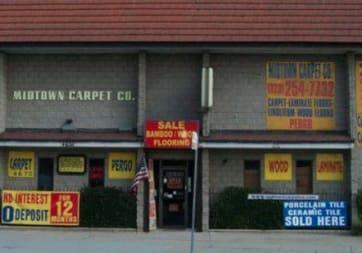 Midtown Carpet Company - 4670 Eagle Rock Blvd, Los Angeles, CA 90041