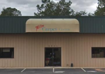Milton Carpet Center - 4871 Glover Ln, Milton, FL 32570