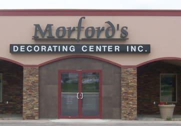 Morford's Decorating Center Inc - 1250 W 6th St, Chadron, NE 69337