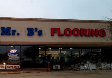 Mr B's Flooring - 1014 11th Ave SW, Spencer, IA 51301