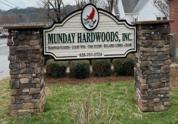 Munday Hardwoods - 111 Lower Creek Dr NE, Lenoir, NC 28645
