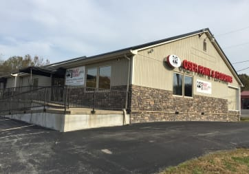 Oser Paint & Flooring - 100 Trackside Dr, Georgetown, KY 40324