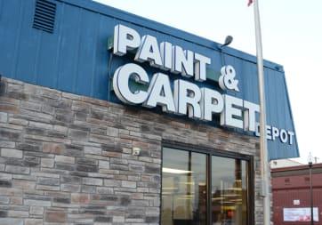 Paint & Carpet Depot - 520 N Main St, Evansville, IN 47711