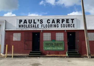 Paul's Carpet Co, Inc. - 208 NE 65th St, Miami, FL 33138