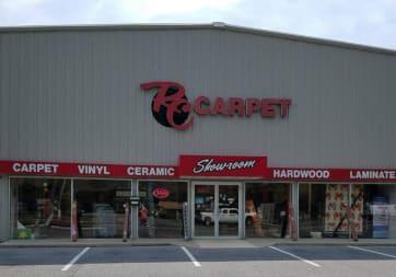 R.C. Carpet Outlet  - 25609 John J Williams Hwy, Millsboro, DE 19966