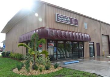 Richards Carpet Warehouse - 105 Corporation Way, Venice, FL 34285