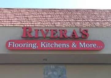 Riveras Flooring Kitchens & More - 19239 Cortez Blvd, Brooksville, FL 34601
