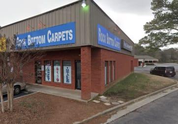 Rock Bottom Carpets - 7143 Hwy 72 W, Madison, AL 35758