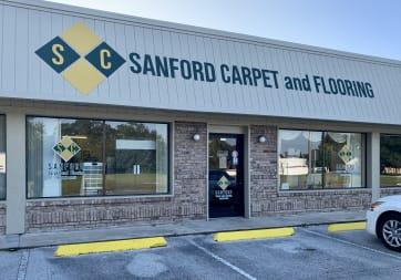 Sanford Carpet and Flooring - 2553 Park Dr, Sanford, FL 32773