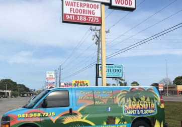 Sarasota Carpet & Flooring - 7282 S Tamiami Trail, Sarasota, FL 34231