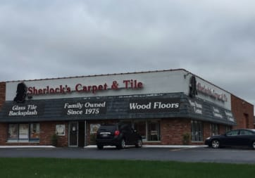Sherlock's Carpet & Tile - 7110 W 157th St, Orland Park, IL 60462