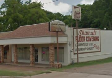 Shumate Floor Covering - 1216 N Jefferson Ave, Mount Pleasant, TX 75455