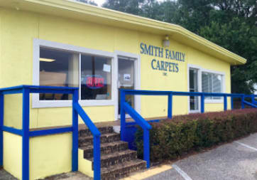 Smith Family Carpets Inc - 7865 Pine Forest Rd, Pensacola, FL 32526