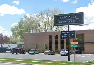 Specialty Carpet Showroom - 392 E 3900 S, Murray, UT 84107