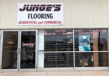 Junge's Flooring - 1830 3rd Ave SE, Rochester, MN 55904