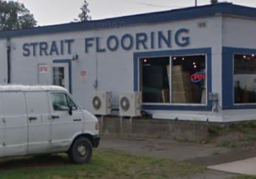 Strait Floors - 1915 W Sims Way, Port Townsend, WA 98368