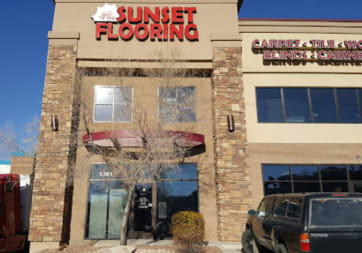 Sunset Flooring - 1361 E Red Hills Pkwy Suite A, St. George, UT 84770