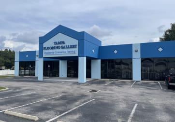 Tampa Flooring Gallery - 5518 W Linebaugh Ave, Tampa, FL 33624