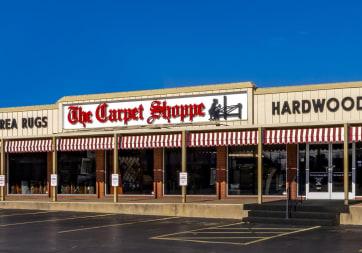 The Carpet Shoppe Inc - 1827 E Seminole St, Springfield, MO 65804