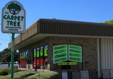 The Carpet Tree, Inc. - 4245 Blanding Blvd, Jacksonville, FL 32210