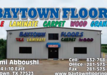 Baytown Floors - 7910 TX-146, Baytown, TX 77521