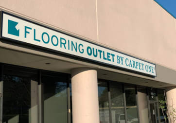 The Flooring Outlet by Carpet One - 8265 Patuxent Range Rd, Jessup, MD 20794