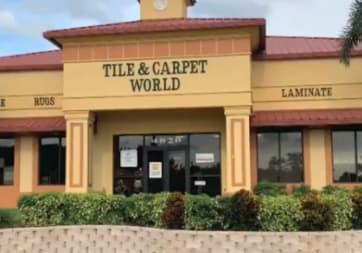 Tile And Carpet World - 4820 Tamiami Trail, Port Charlotte, FL 33980
