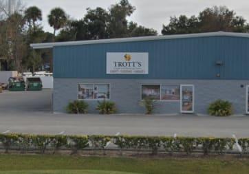 Trott's Carpet Incorporated - 1725 S Nova Rd, South Daytona, FL 32119