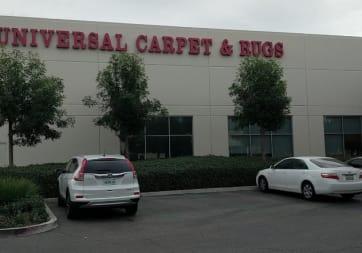 Universal Carpet & Flooring - 8775 Research Dr, Irvine, CA 92618