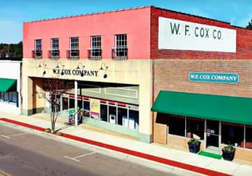 W.F. Cox Company, Inc. - 3959 Main St, Loris, SC 29569