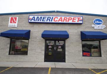 Americarpets - 1325 W Hill Field Rd, Layton, UT 84041