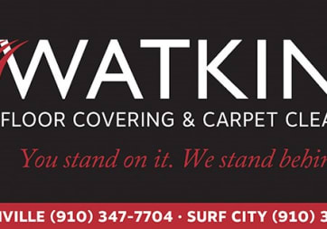 Watkins Floor Covering - 1311 N Marine Blvd, Jacksonville, NC 28540