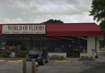 World Of Floors Florida - 8505 E Adamo Dr, Tampa, FL 33619