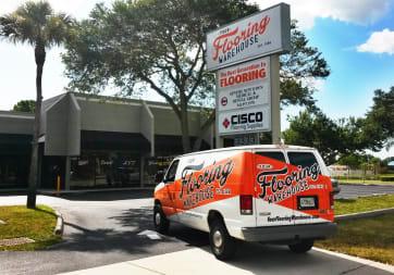Your Flooring Warehouse, LLC - 3333 N Washington Blvd, Sarasota, FL 34234