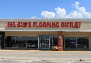 Big Bob's Flooring Outlet - 130 Woodman Dr, Dayton, OH 45431
