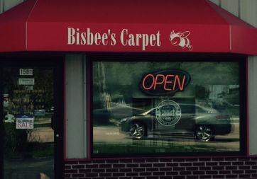 Bisbee's Flooring Center - 1591 W Main St, Sun Prairie, WI 53590
