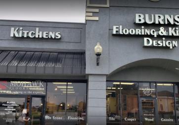 Burns Flooring & Design - 10 Spirit Lake Rd, Winter Haven, FL 33880