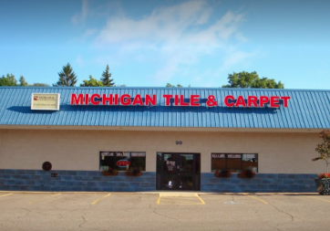 Michigan Tile & Carpet - 99 E Columbia Ave, Battle Creek, MI 49015