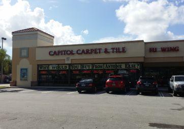 Capitol Carpet & Tile and Window Fashions - 4786 N Congress Ave, Boynton Beach, FL 33426
