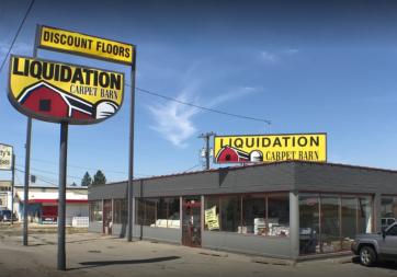Carpe Barn Liquidation Center - 6325 E Sprague Ave, Spokane Valley, WA 99212