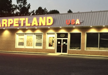 Carpetland USA - 2710 Ross Clark Cir, Dothan, AL 36301