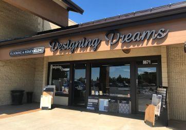 Designing Dreams Flooring & Remodeling - 8671 Auburn Folsom Rd, Granite Bay, CA 95746